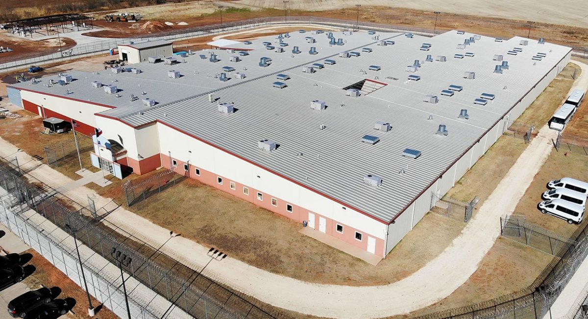 ICE Dallas office opening its newest detention facility in West Texas    ANSON, Texas — The field office director (FOD) for U.S. Immigration and Customs Enforcement's (ICE) Enforcement and Removal Operations (ERO) for Dallas, Texas, is announcing a new ICE detention facility that's officially opening during the week of Dec. 9.