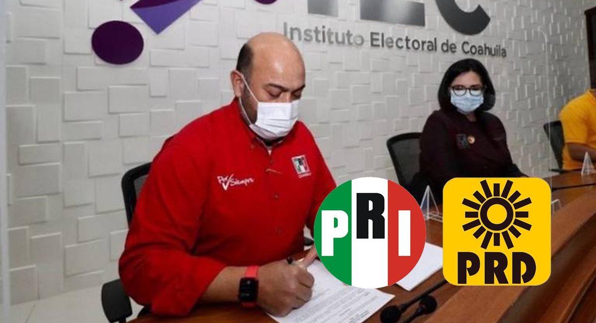 coalicion pri prd coahuila