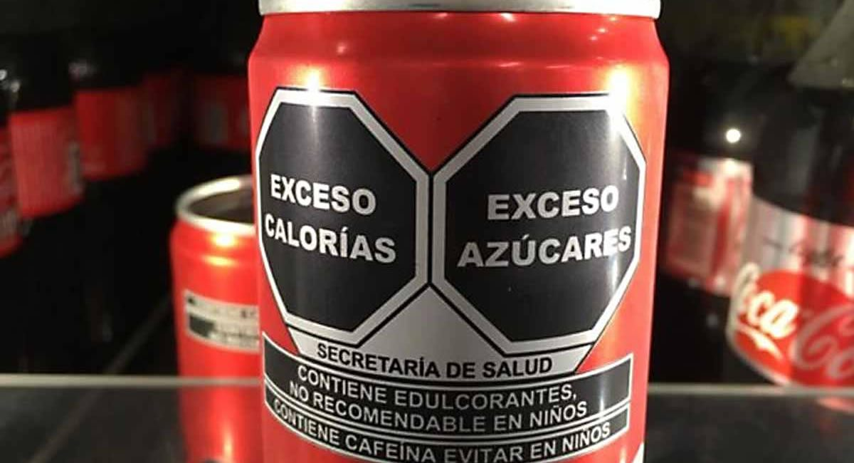 cocacola etiquetado