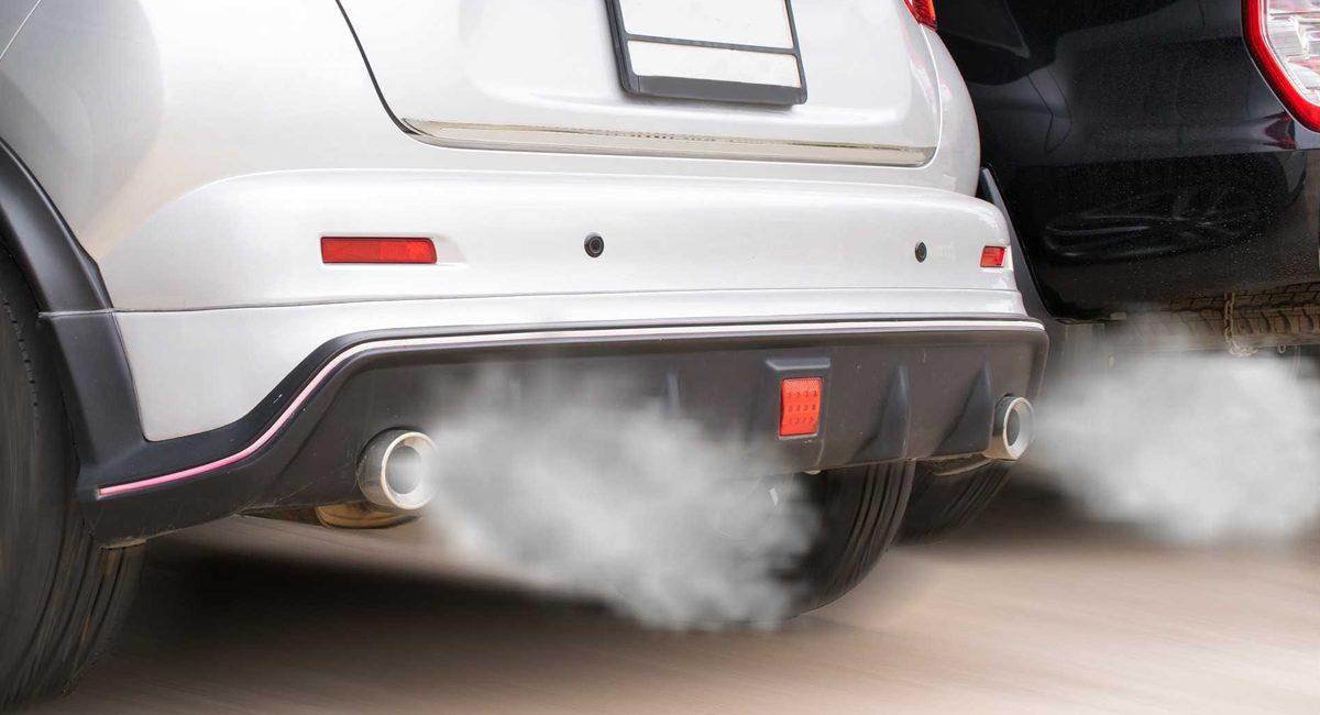 contaminacion auto