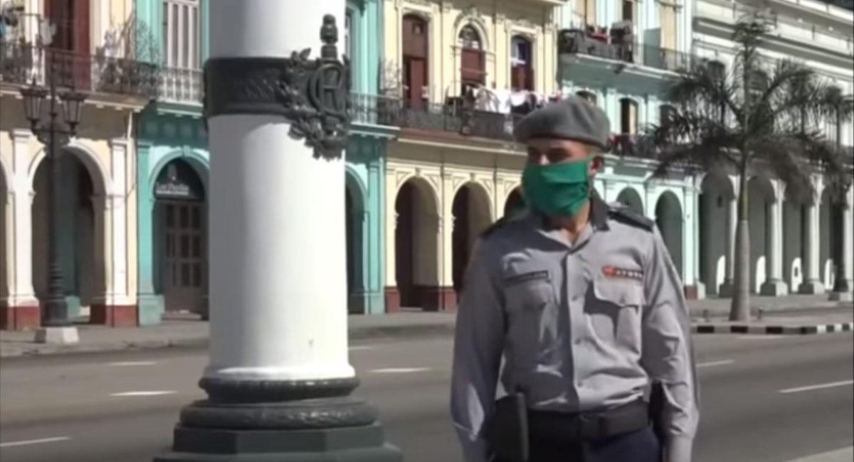 cuba arrestos