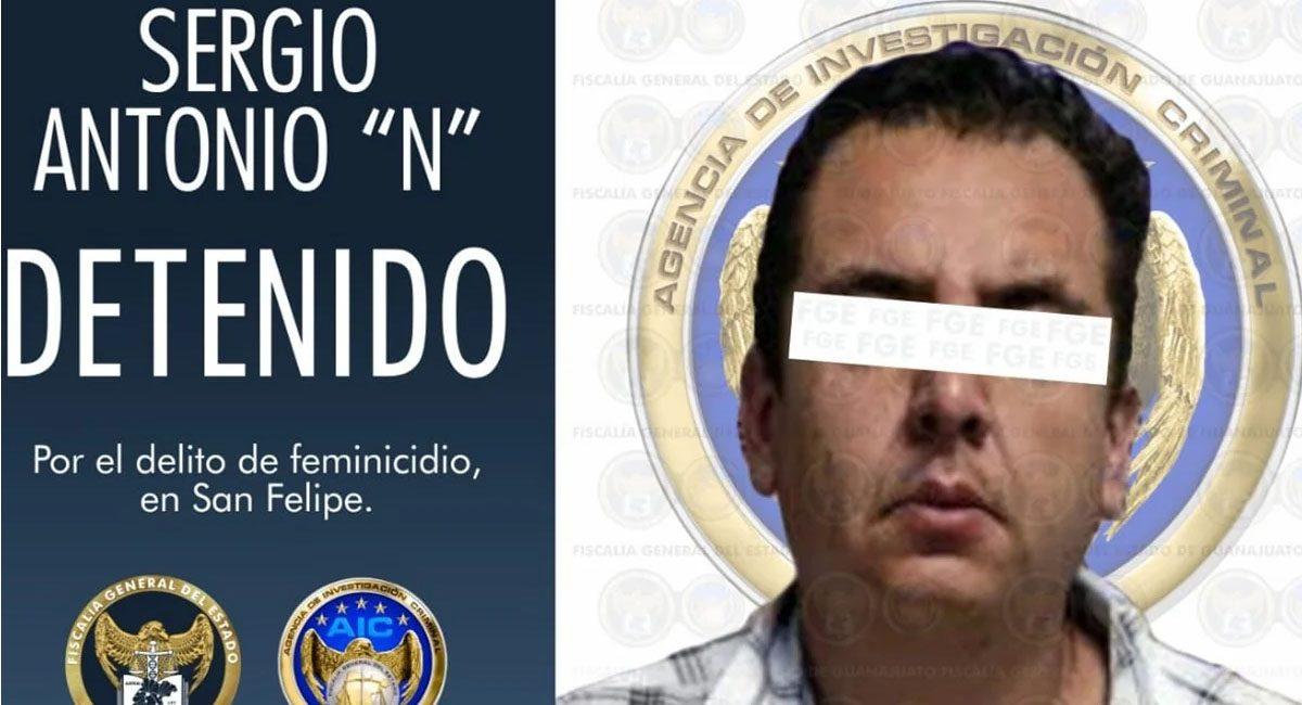 detenido por feminicidio