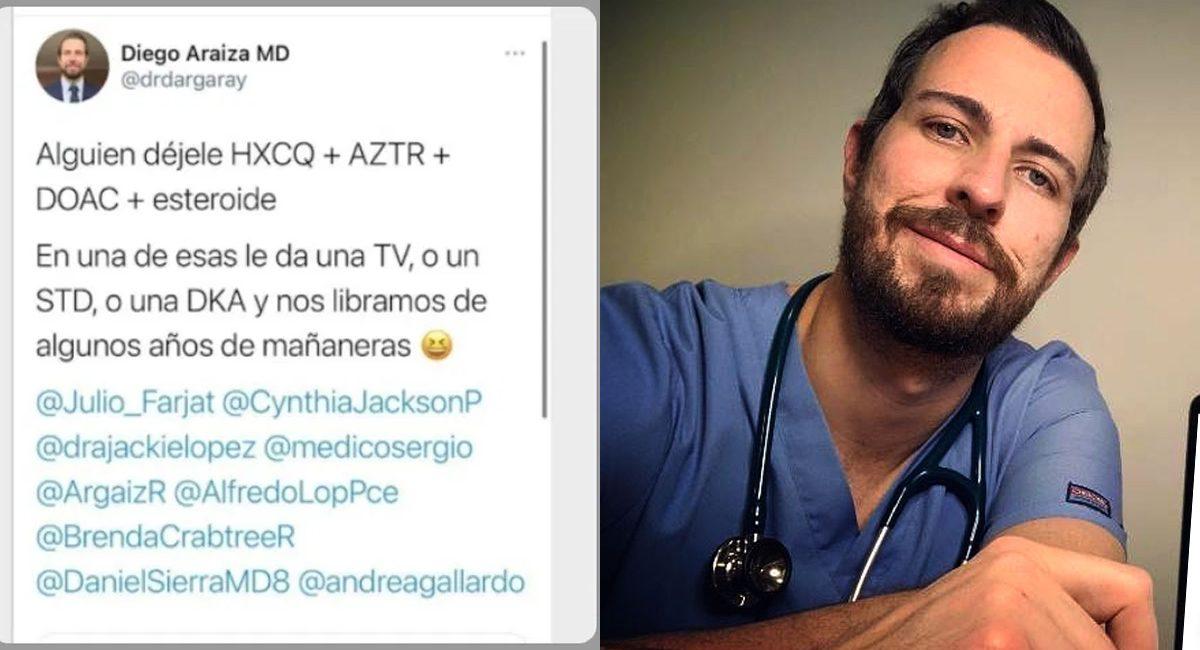 diego araiza tweet