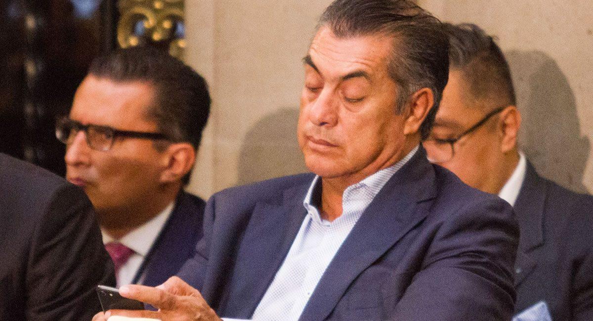 el bronco Jaime Rodriguez Calderon - Nuevo Leon