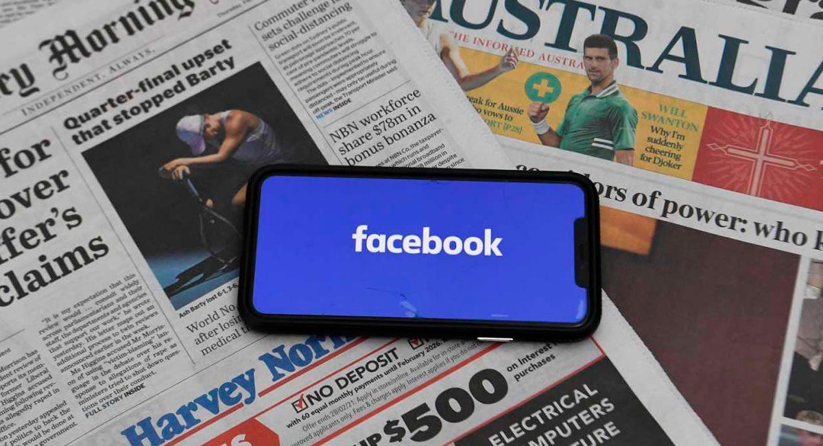 facebook - australia