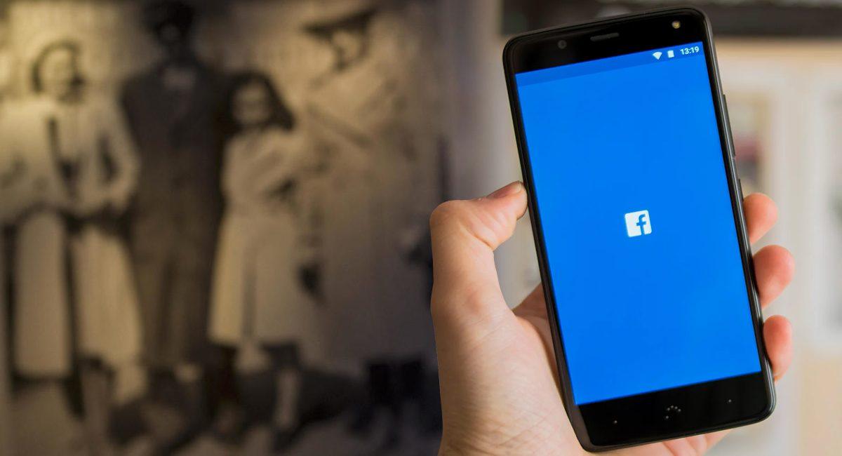 facebook holocausto
