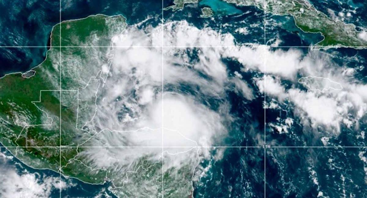 huracan nana