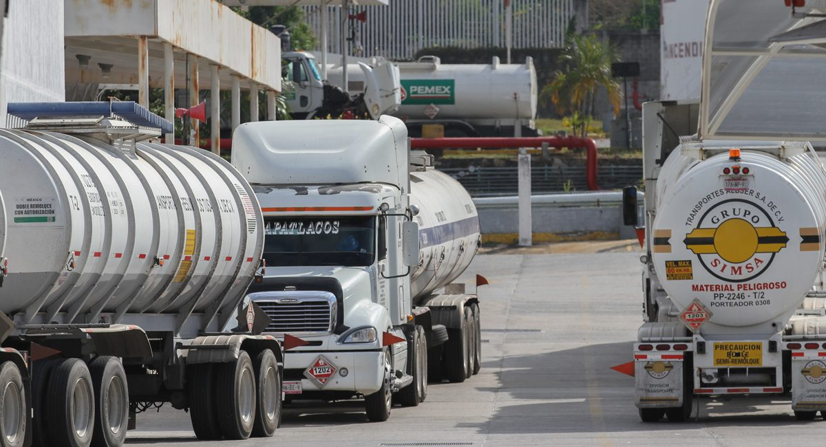 importacion gasolina