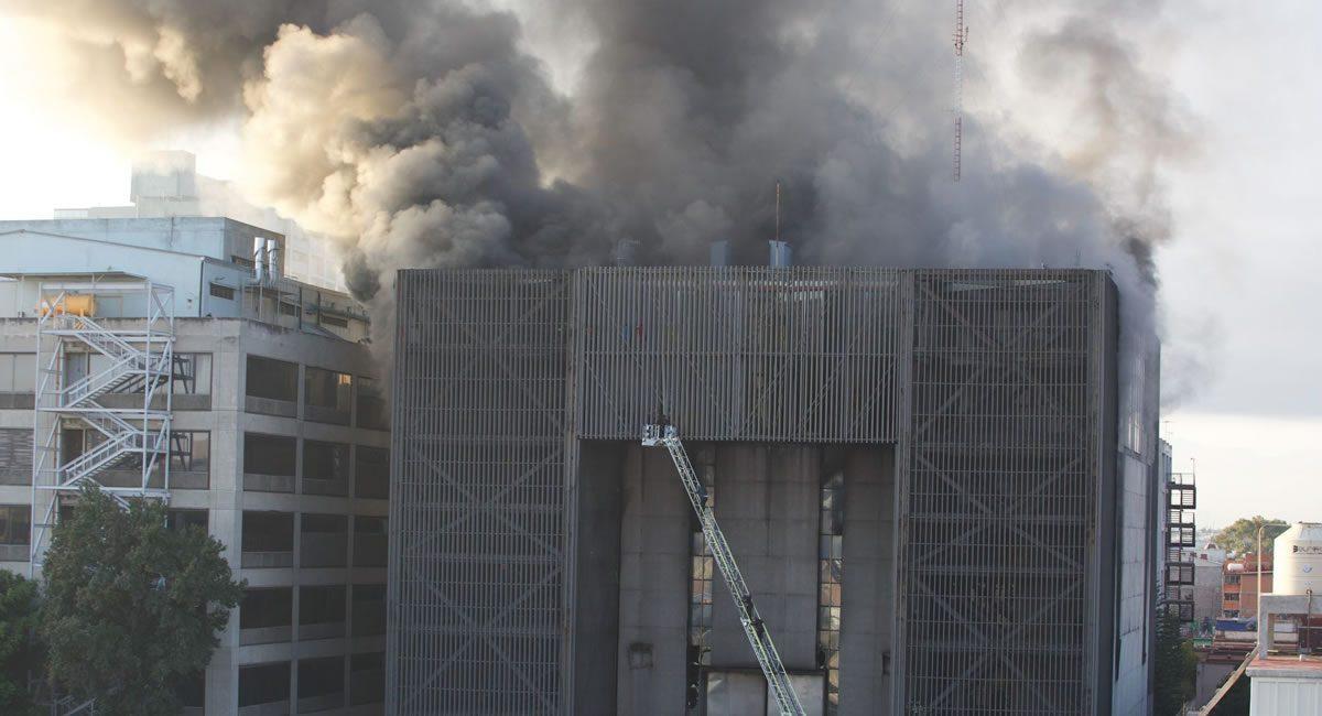 incendio metro cdmx