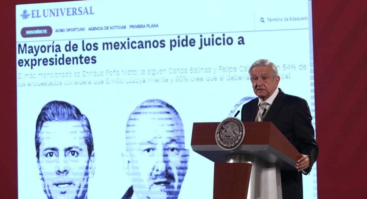 juicio ex presidentes