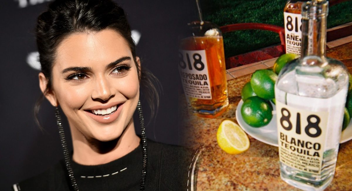kendall jenner tequila