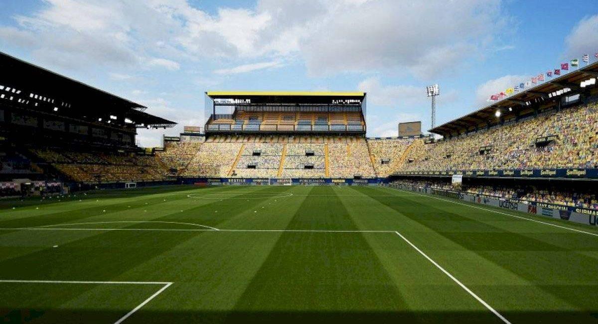 la liga española estadio