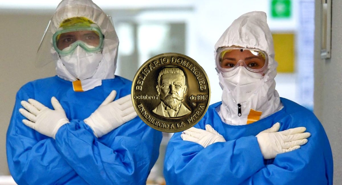 medalla belisario dominguez