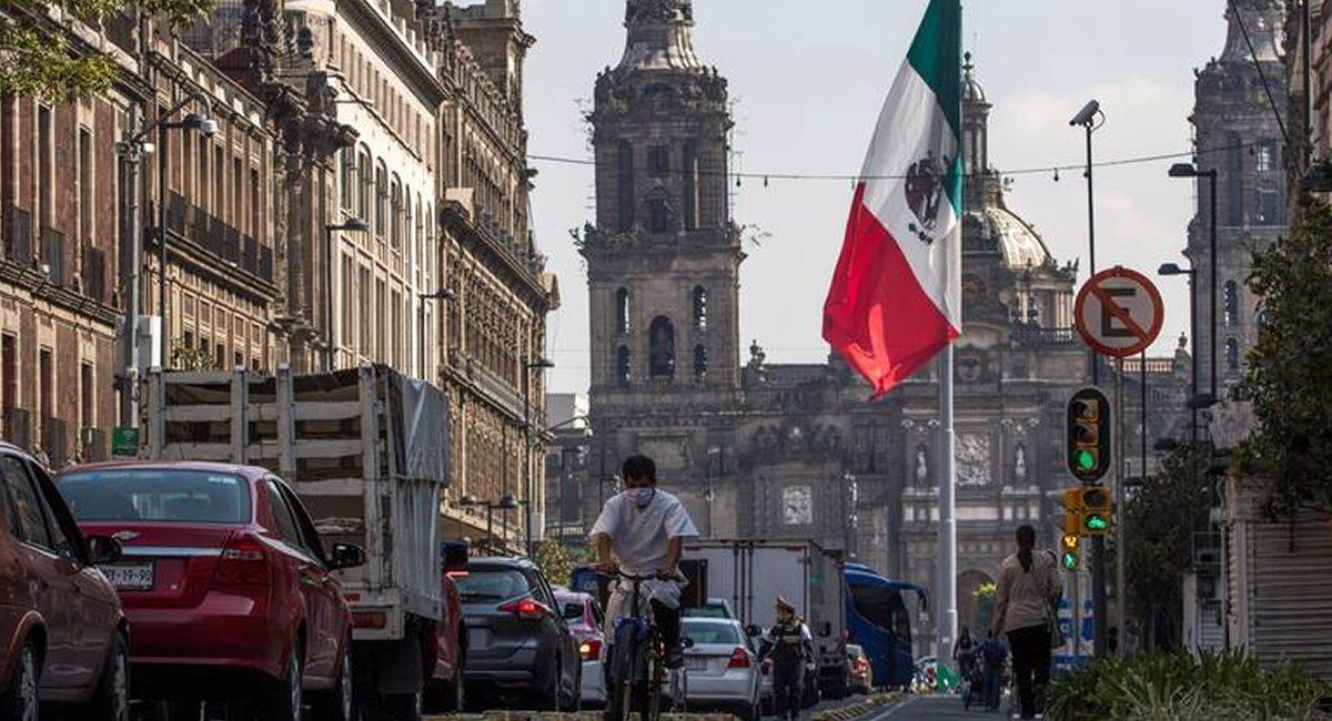 mexico actividad economica