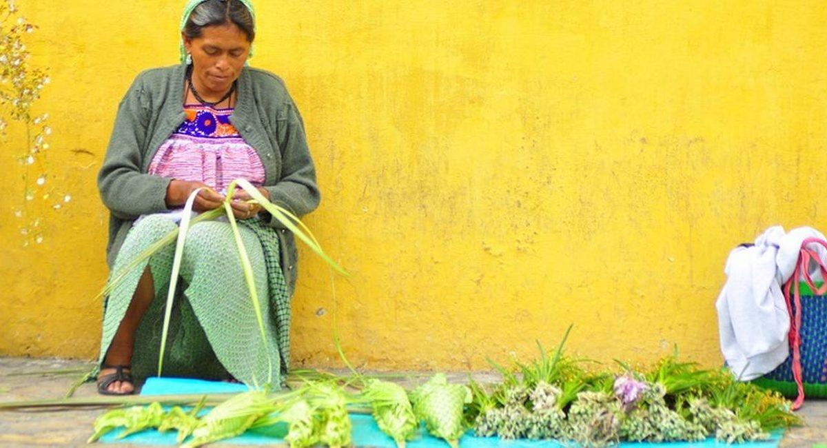 mujer indigena mexico
