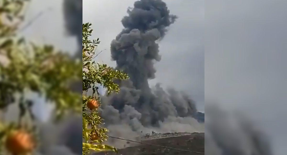 nueva explosion libano
