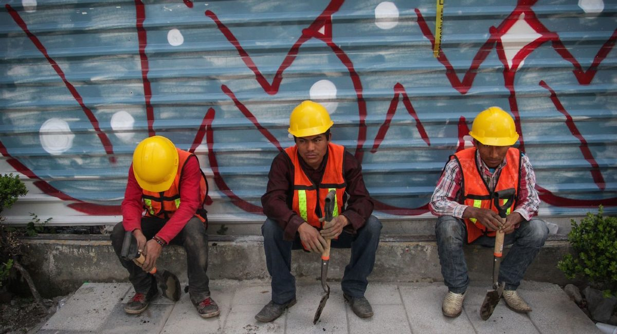 obreros mexico