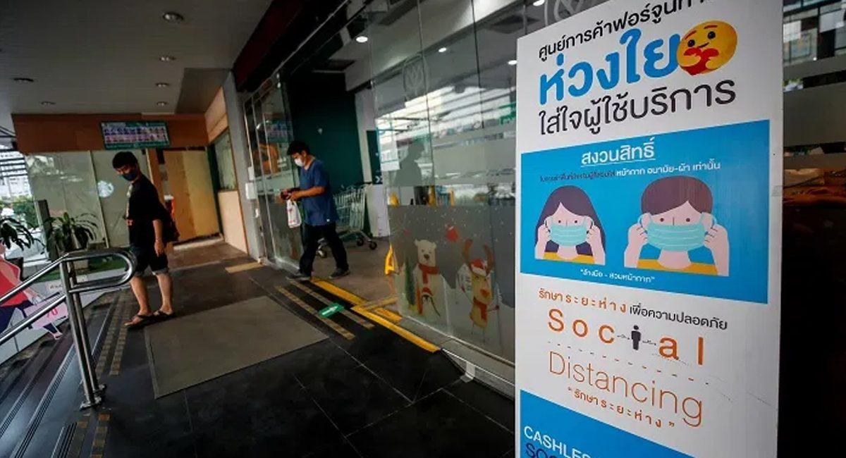 pandemia tailandia