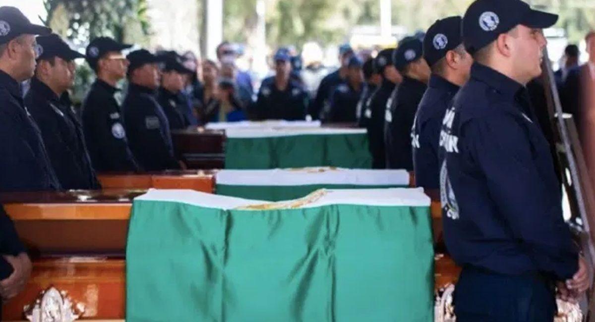 policias gto - asesinados