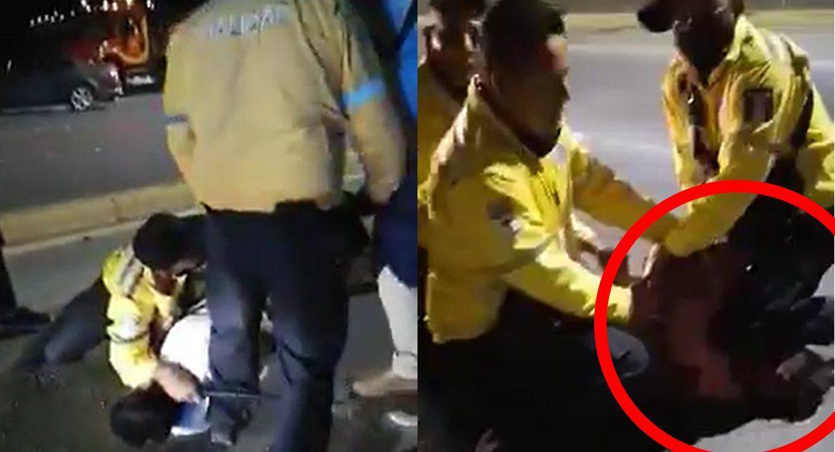 policías torreon - abuso policial