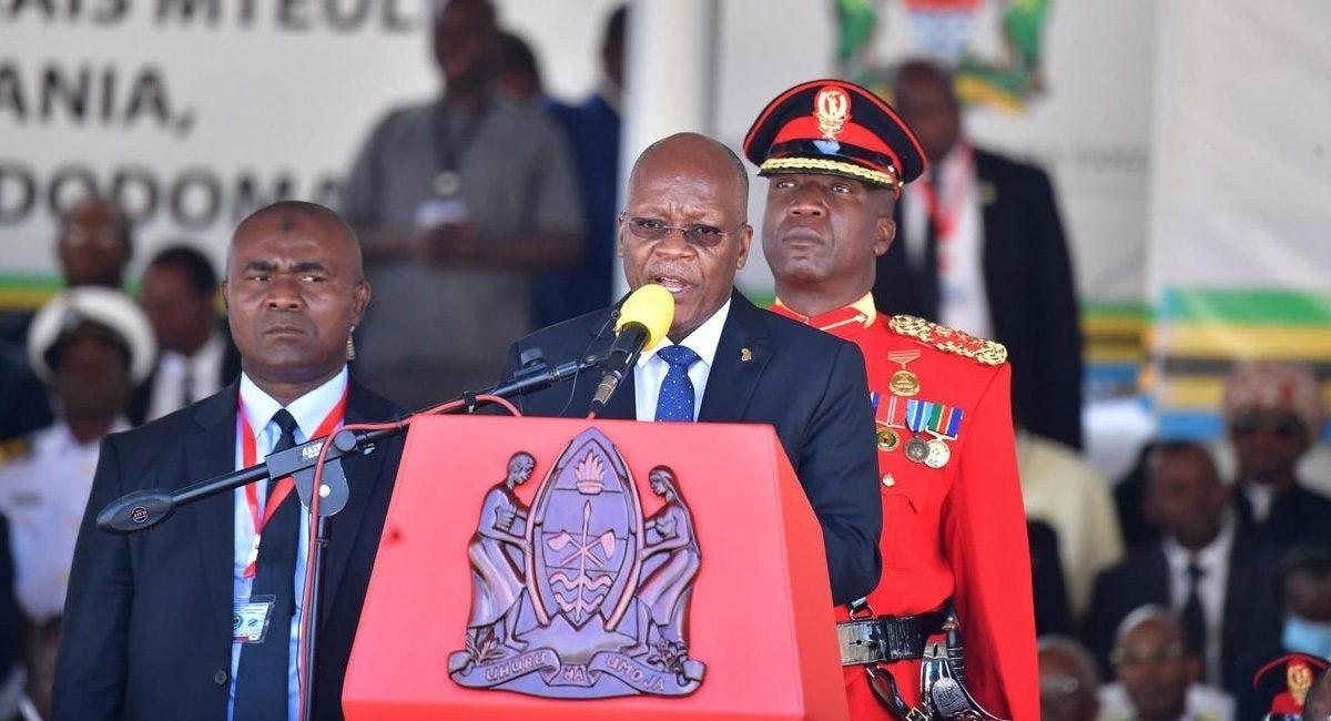 presidente de tanzania