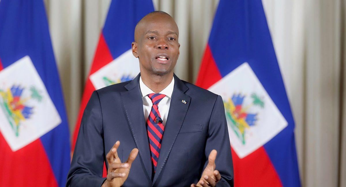 presitende de haití