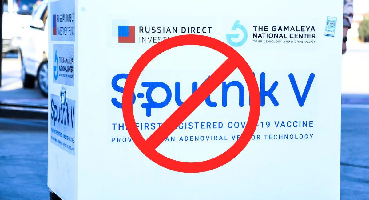 prohibida sputnik v