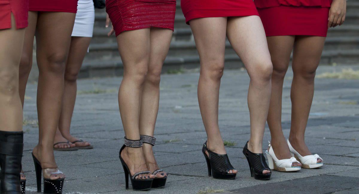 prostitución pandemia mexico