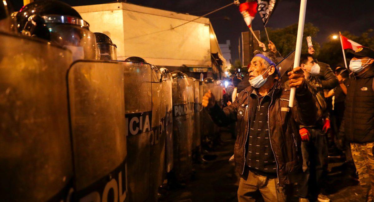 protestas peru
