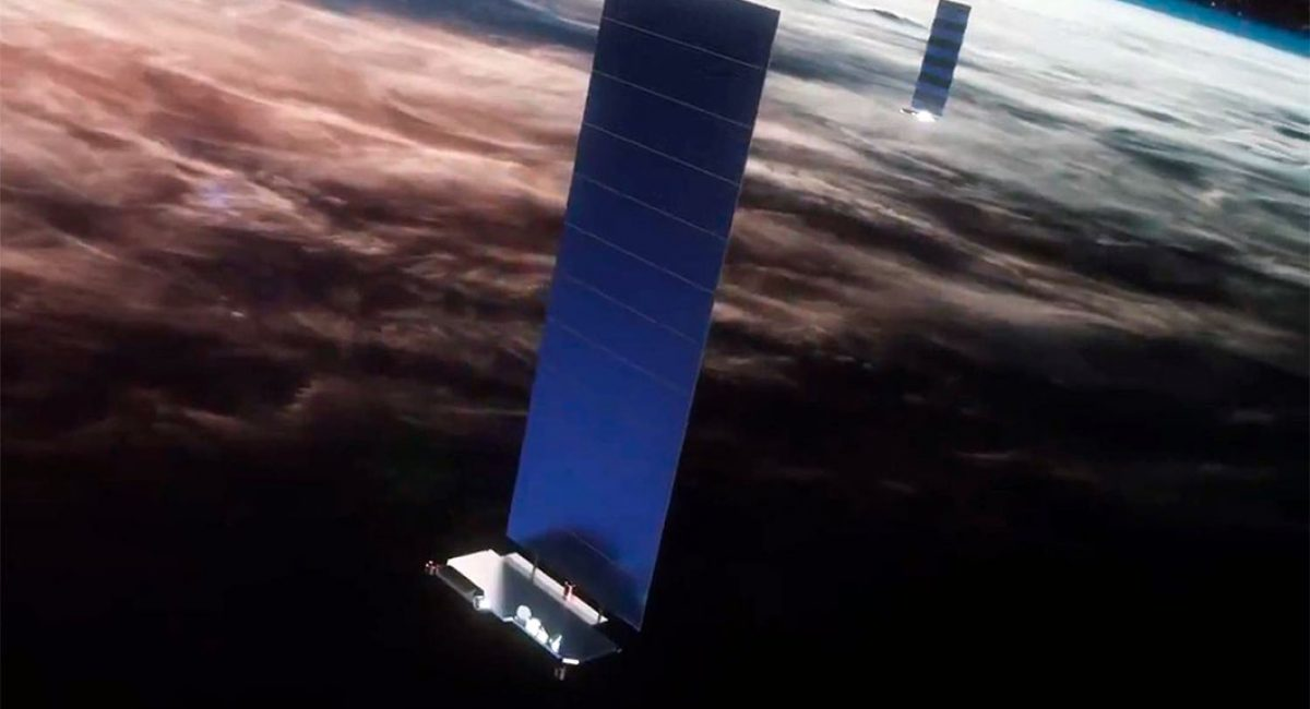 satélite ok