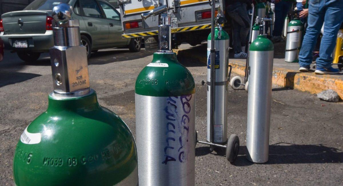 tanques de oxigeno 2
