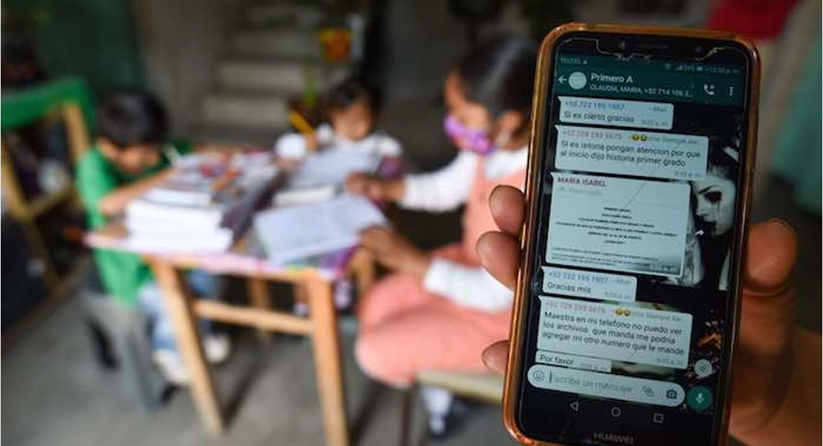 tecnología educación mexico
