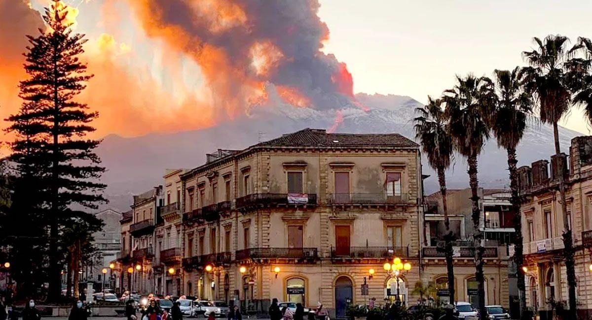 volcan sicilia