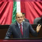 Jericó defiende en el Congreso a organismos y el campo mexicano