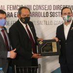 Inaugura Manolo Jiménez 'Foro para el Desarrollo Sostenible'