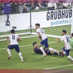 México fracasa ante el segundo equipo de EEUU