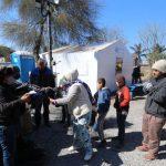 Cruzan migrantes a Estados Unidos en busca de asilo