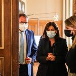 Alcaldesa de París pide confinamiento de 3 semanas