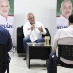 Pide Román Cepeda mayor participación de industriales