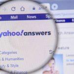 Anuncia Yahoo Answers el cierre del sitio