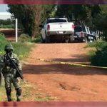 Asesinan a 7 en Zacatecas; uno más queda grave